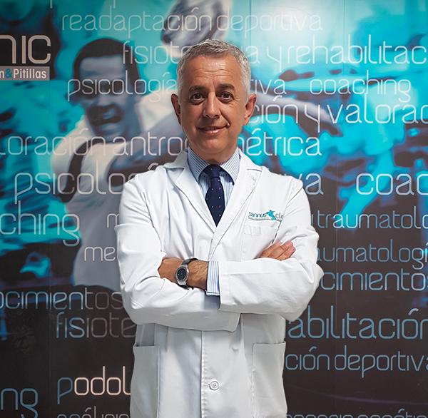 Dr. José María Villalón